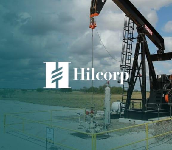 Client Project – Hilcorp – Houston Web Design