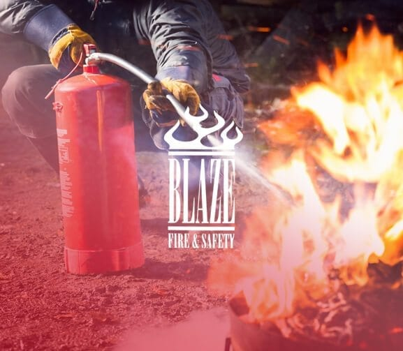 Client Project – Blaze Fire and Safety – Houston Web Design