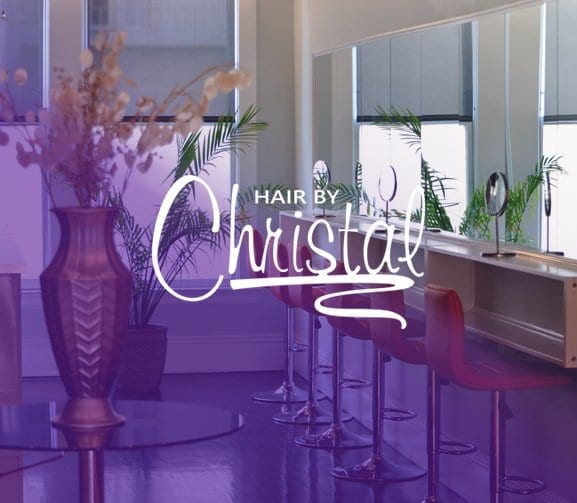Client Project – Hair By Christal – Houston Web Design