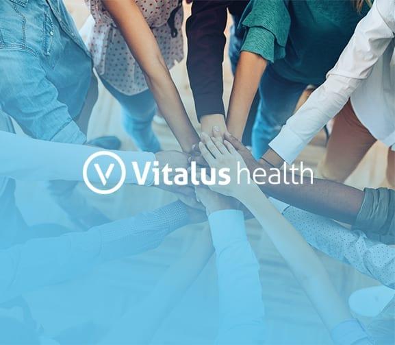 Client Project – Vitalus Health – Houston Web Design