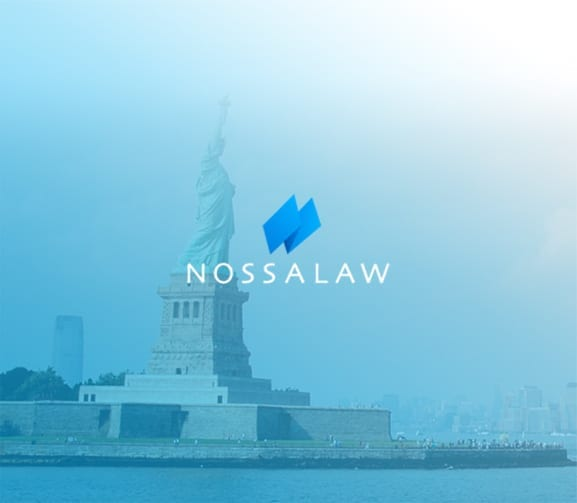Client Project – Nossa Law Office – Houston Web Design
