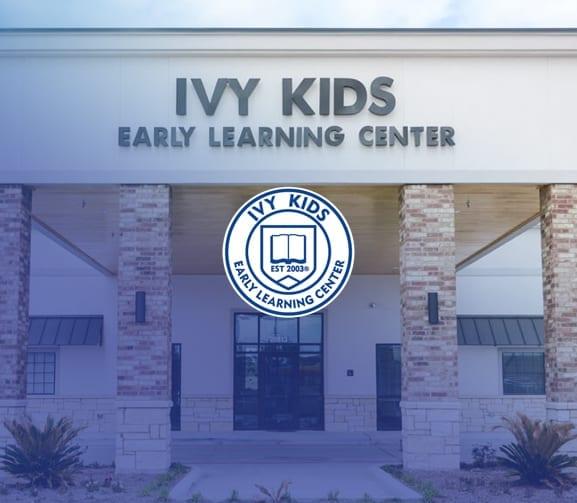 Client Project – ivykids- Houston Web Design